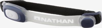 NATHAN Leuchtmittel 'Light Bender Mini R' in taubenblau / schwarz / weiß, Produktansicht
