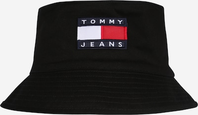 Tommy Jeans Chapeaux en mélange de couleurs / noir, Vue avec produit