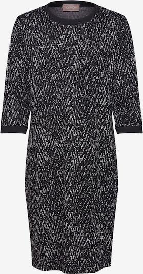 Cartoon Kleid in schwarz / weiß, Produktansicht