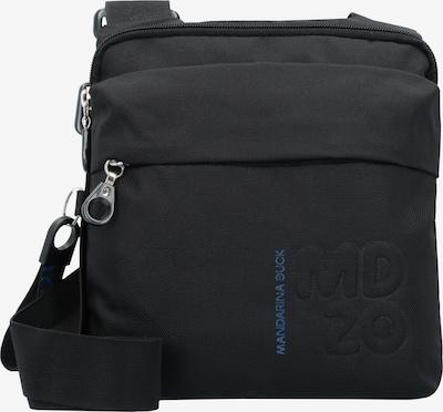 MANDARINA DUCK Umhängetasche 'MD20' in schwarz: Frontalansicht