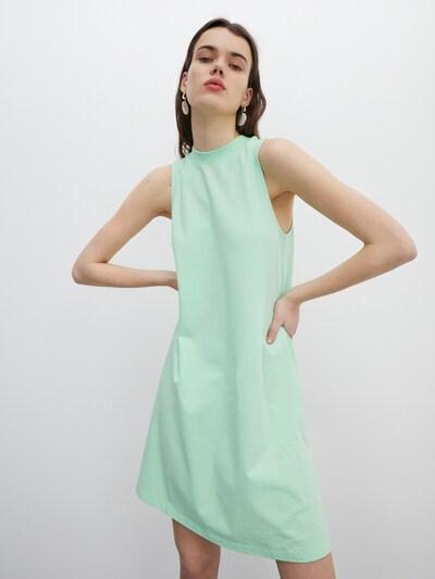 EDITED Kleid  'Aleana' in grün, Modelansicht