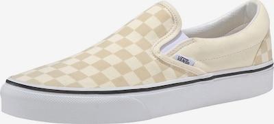 VANS Sneaker in beige / offwhite, Produktansicht