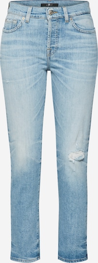 7 for all mankind Jean 'ASHER' en bleu denim, Vue avec produit
