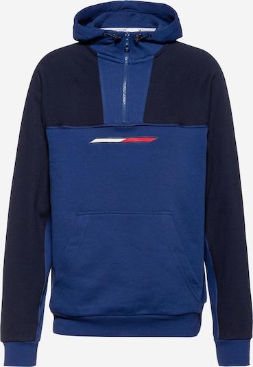 Tommy Sport Sweatshirt in blau / nachtblau, Produktansicht