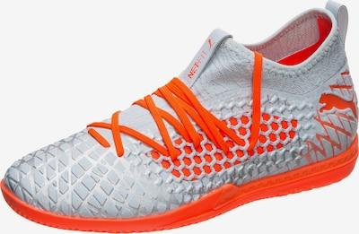 PUMA Chaussure de foot 'Future 4.3' en opal / rouge orangé, Vue avec produit