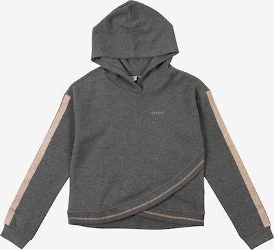 ESPRIT Sweatshirt in dunkelgrau, Produktansicht