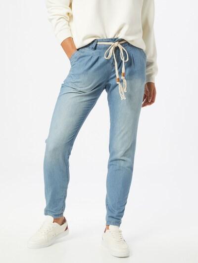 Eight2Nine Jeans in blue denim, Modelansicht