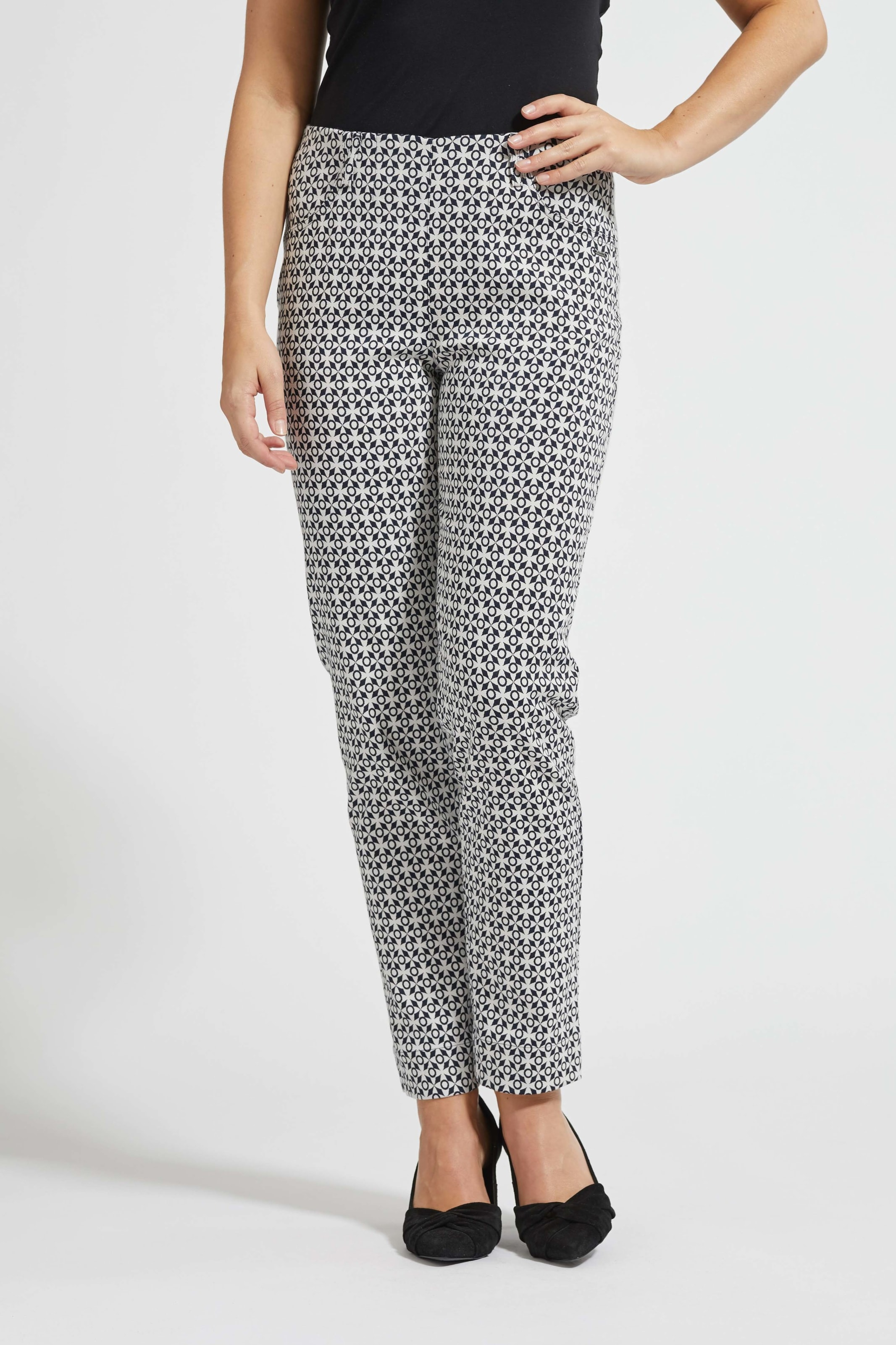 Laurie In 'kelly' In Stoffhose 'kelly' Laurie KobaltblauWeiß Stoffhose KobaltblauWeiß Laurie Stoffhose 'kelly' tsrxhQBdCo