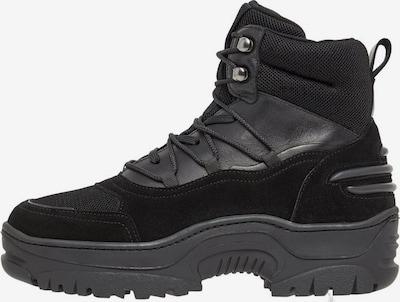 Bianco Snowboots in de kleur Zwart, Productweergave