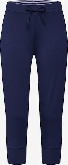 Mey Pantalon de pyjama 'NIGHT2DAY' en bleu nuit, Vue avec produit