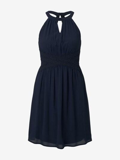 TOM TAILOR DENIM Kleid in blau, Modelansicht