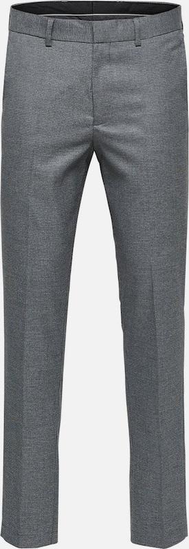 SELECTED HOMME Hose in grau  Markenkleidung für Männer und Frauen