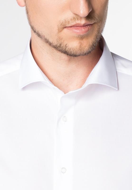 Eterna Long Sleeve Shirt Slim Fit