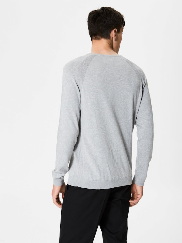 Selected Homme Strickpullover Crew-neck-