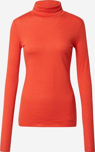 ARMEDANGELS Tričko 'MALENAA' - oranžově červená: Pohled zepředu