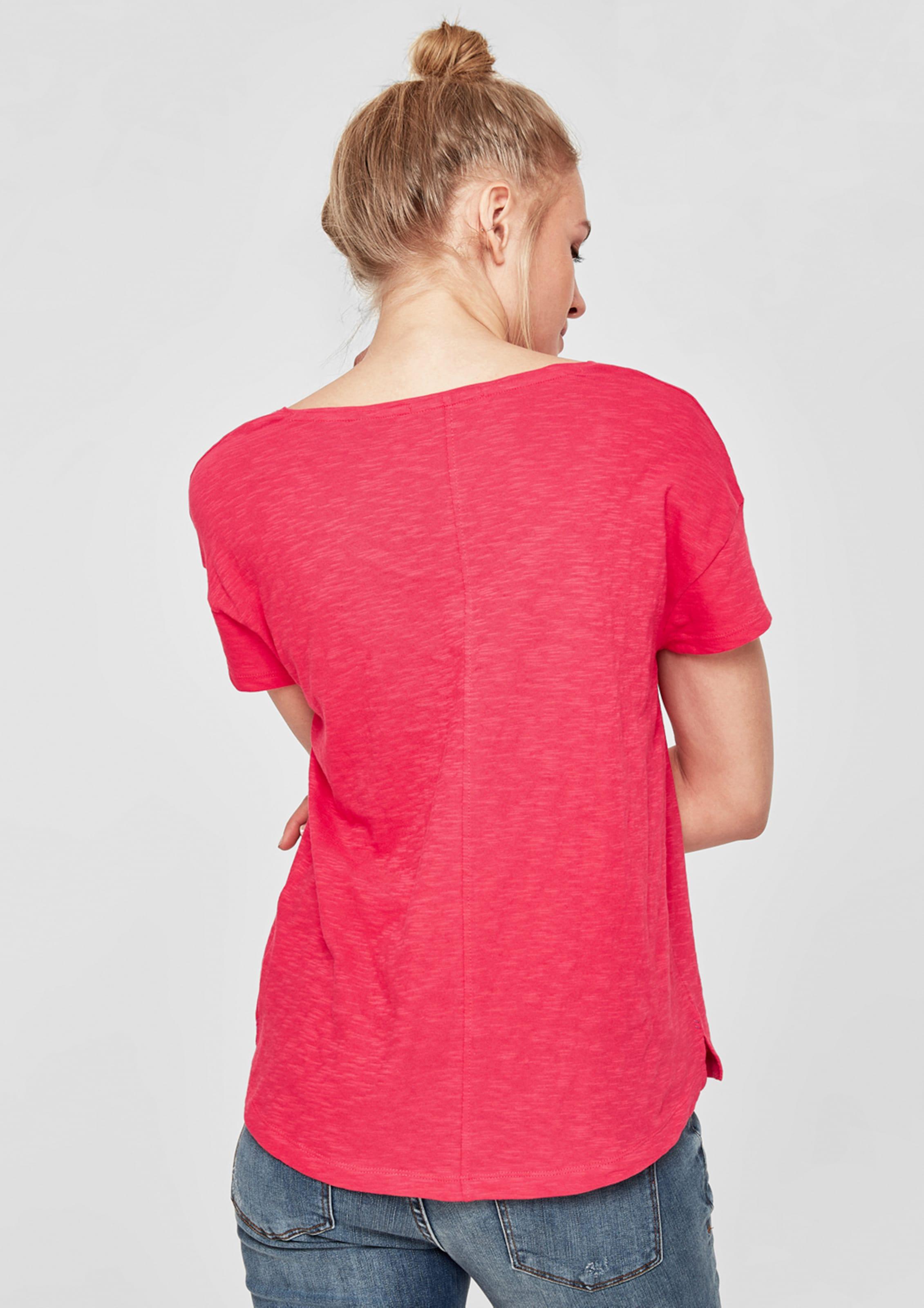 Label Red oliver S GrünRot Shirt In Y6Ib7gyfv