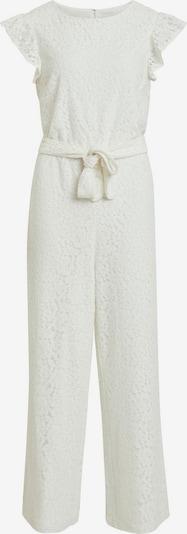 VILA Jumpsuit in de kleur Natuurwit, Productweergave