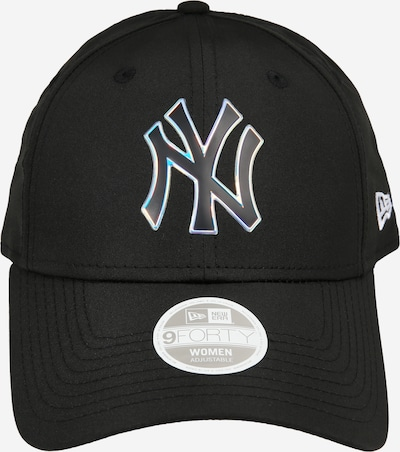 NEW ERA Casquette 'WMNS MLB NYLON 9FORTY NEYYAN BLK New York Yankees' en noir, Vue avec produit