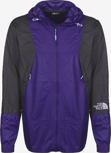 THE NORTH FACE Tussenjas ' Mtn Light ' in de kleur Lila / Zwart, Productweergave