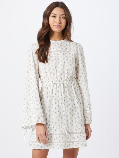 Fashion Union Kleid in weiß: Frontalansicht