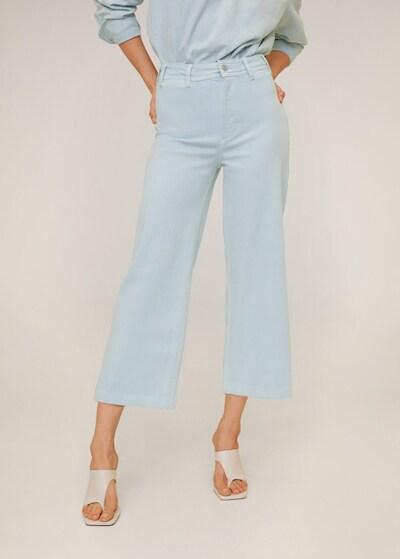 MANGO Jeans 'Carlota' in hellblau, Modelansicht
