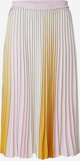 Ted Baker Jupe 'Noviia' en jaune / rose / noir / blanc, Vue avec produit