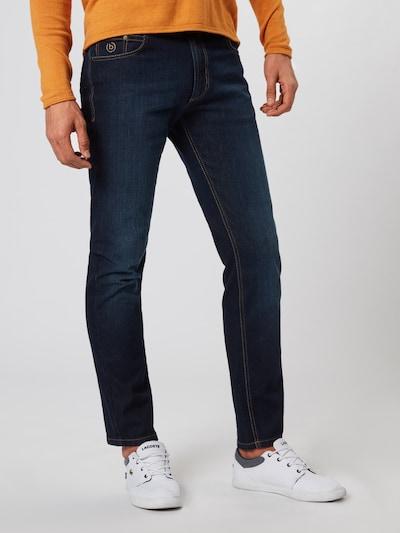 bugatti Jeansy w kolorze ciemny niebieskim: Widok z przodu