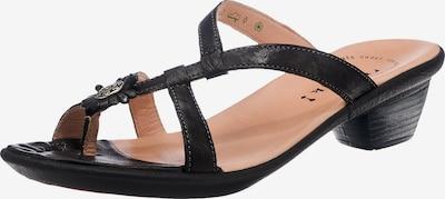 THINK! Pantolette 'Nanet' in schwarz, Produktansicht