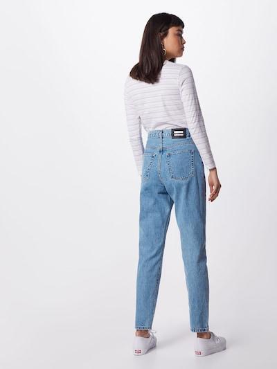 Dr. Denim Jeans 'Nora' in hellblau: Rückansicht