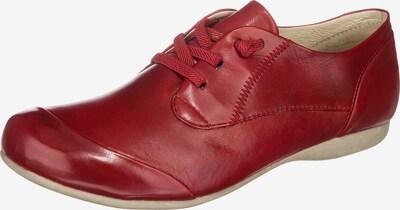 JOSEF SEIBEL Halbschuhe 'Fiona 01' in rot, Produktansicht