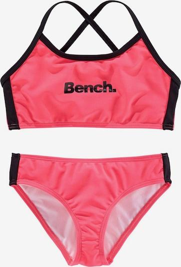 BENCH Bikini in pitaya / schwarz, Produktansicht