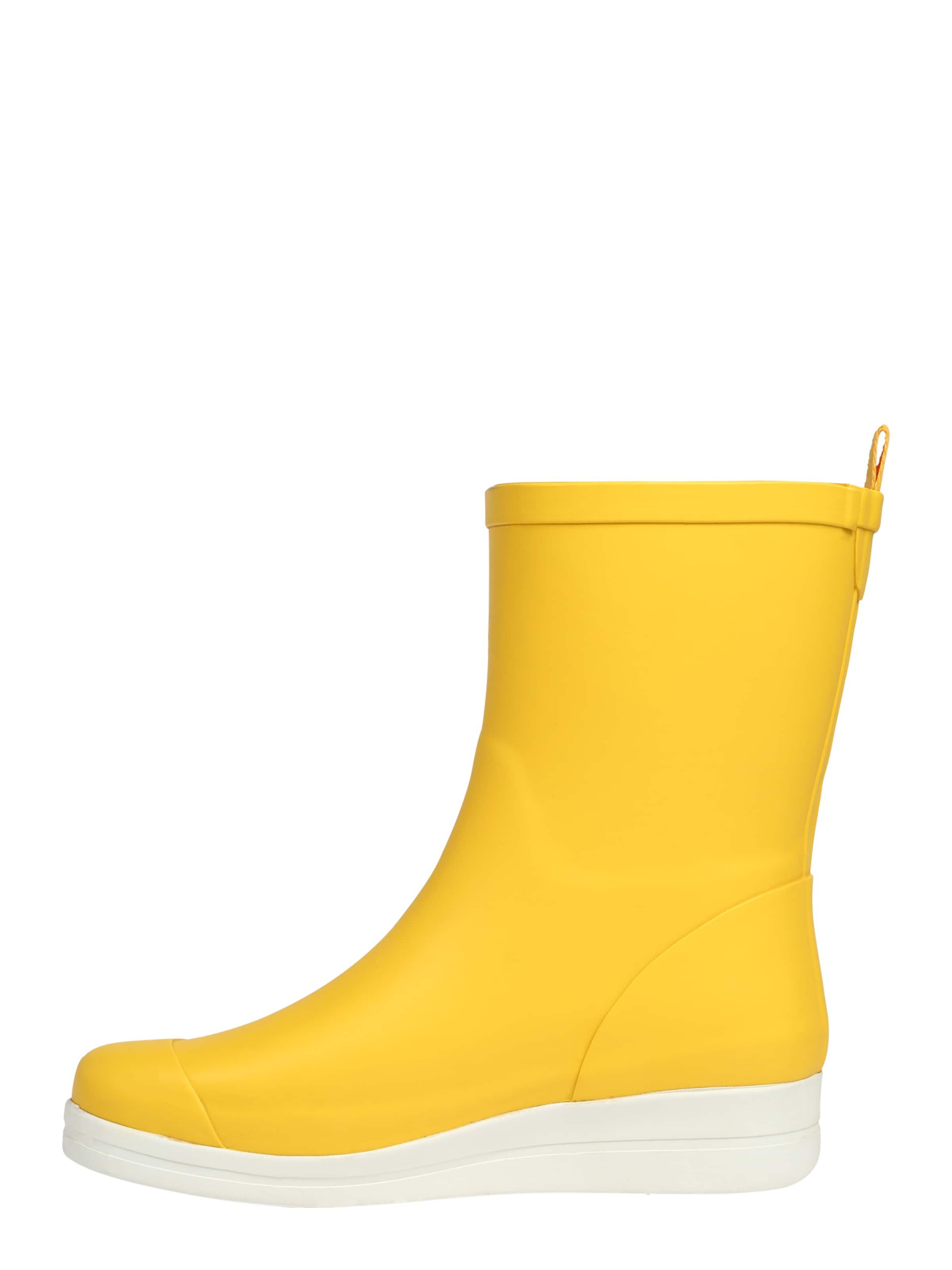 Derbe Gelb Derbe 'shietwedderbotten' In Gummistiefel 8nP0Owk