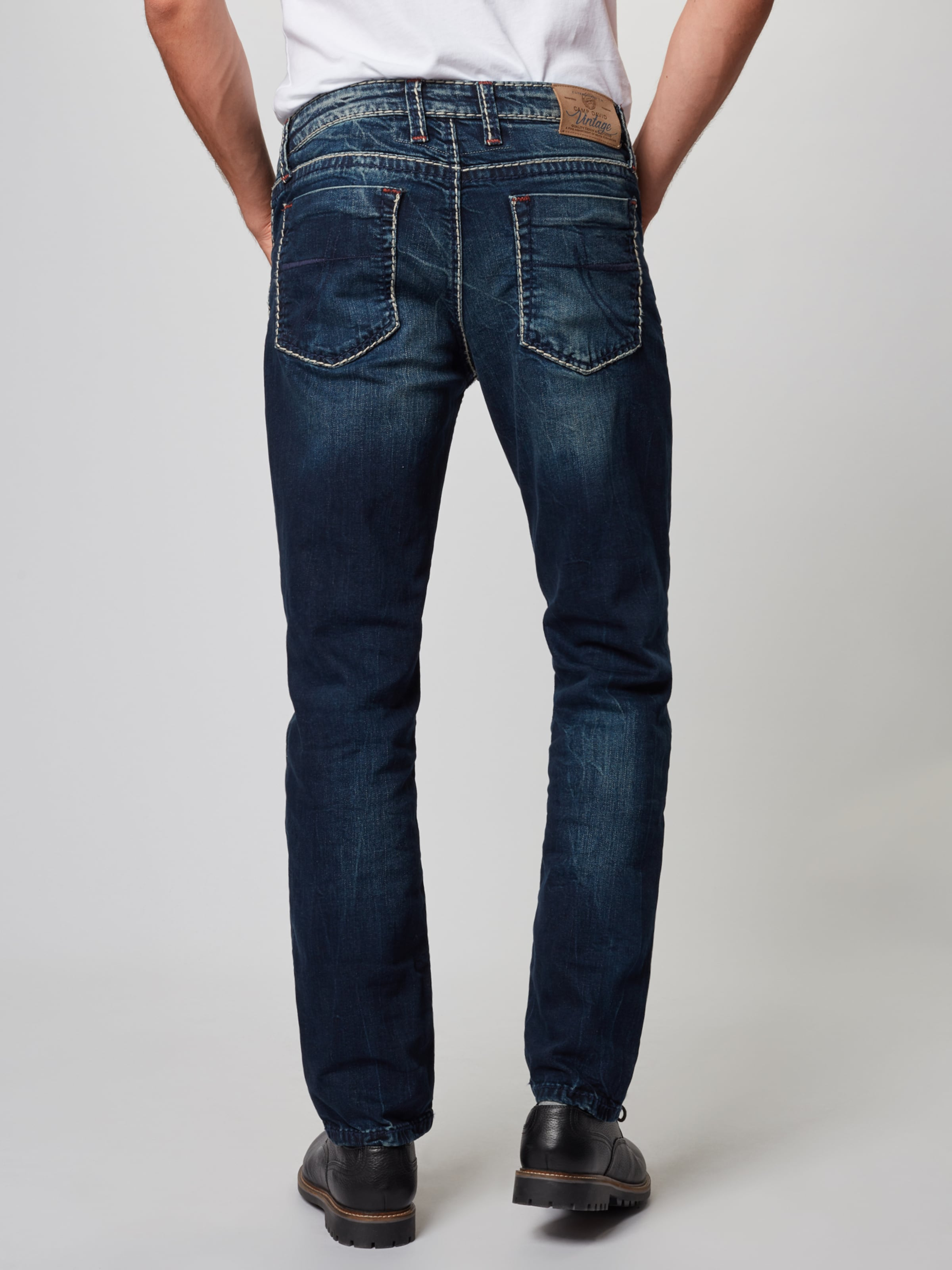David Camp Dunkelblau Jeans r611' In co 'ni BQCxsdthr