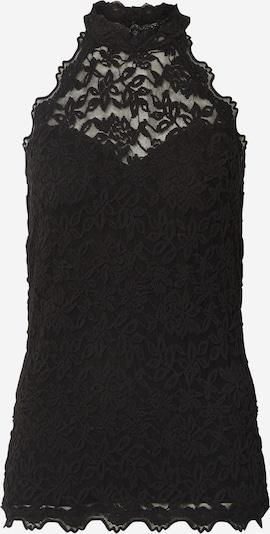 rosemunde Top 'Delicia' in schwarz, Produktansicht