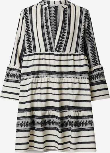ONLY Kleid 'Sally Athena' in beige / schwarz, Produktansicht