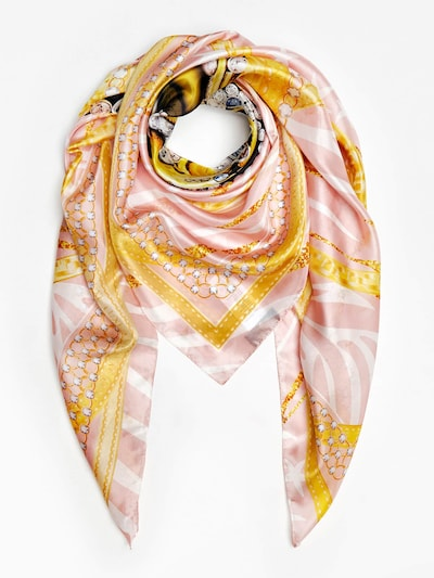 GUESS Tuch in rosa, Produktansicht