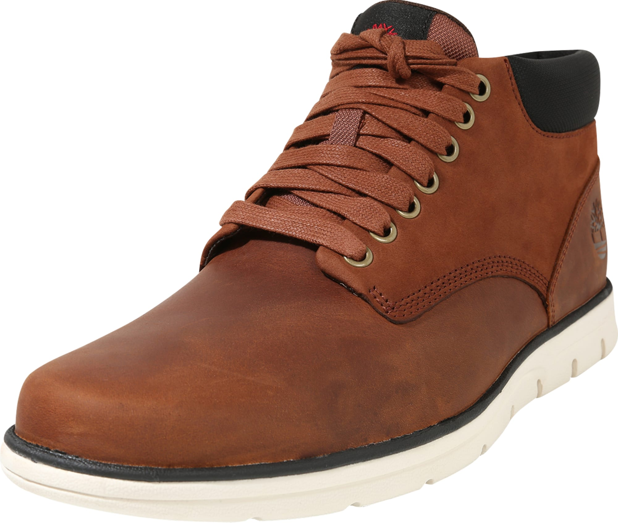 timberland boots 39 bradstreet chukka 39 in braun about you. Black Bedroom Furniture Sets. Home Design Ideas