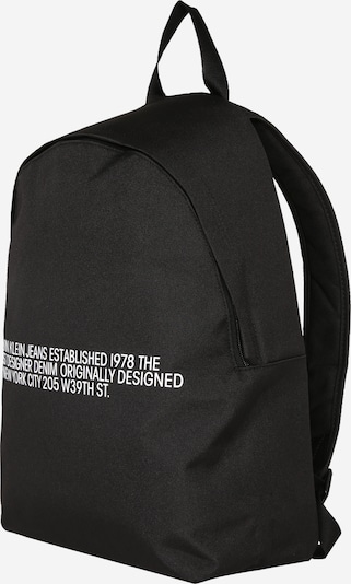 Kuprinė 'ROUNDED BP40' iš Calvin Klein Jeans , spalva - juoda, Prekių apžvalga