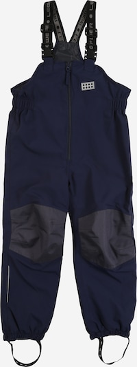 LEGO WEAR Regenhose 'LWPOUL 201 - ALL WEATHER PANTS 27/1' in navy, Produktansicht