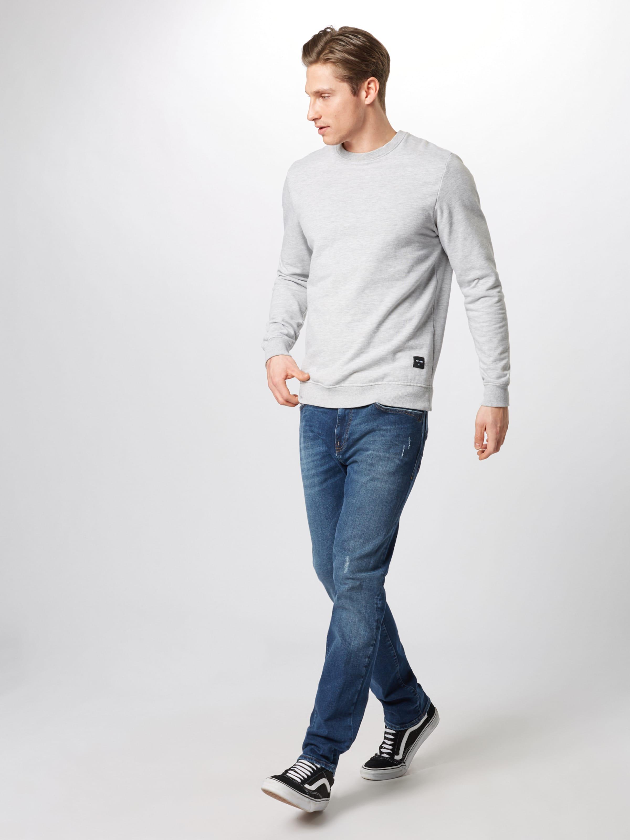 'marcus' Jeans Mavi Blue Denim In TiXlOPZuwk