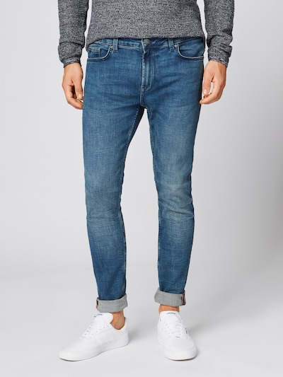 Only & Sons Jeans i blue denim, Modelvisning
