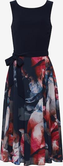 Vera Mont Kleid in blau / rot, Produktansicht