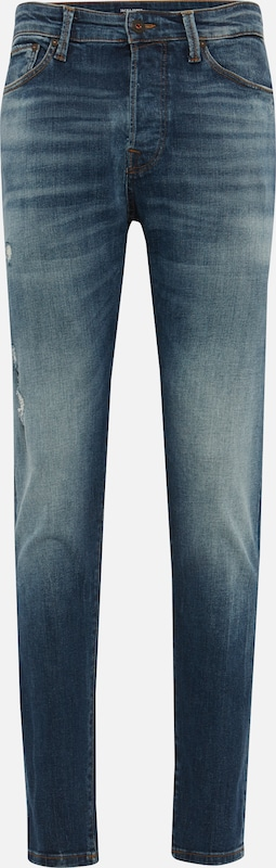 JACK & JONES Jeans 'JJIFRED JJICON JJ 109' in blue denim, Produktansicht