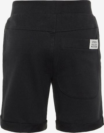 Pantalon 'Vermo' NAME IT en noir