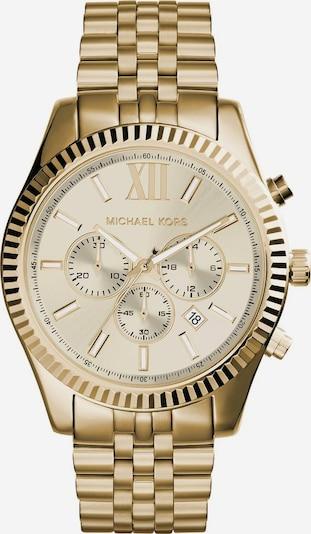 Michael Kors Chronograph 'LEXINGTON' in gold, Produktansicht