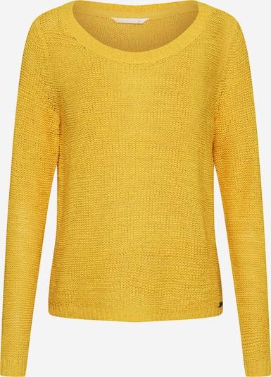 ONLY Strickpullover 'Onlgeena' in gelb, Produktansicht