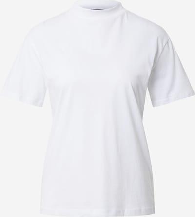 Trendyol Tričko - černá / bílá: Pohled zepředu