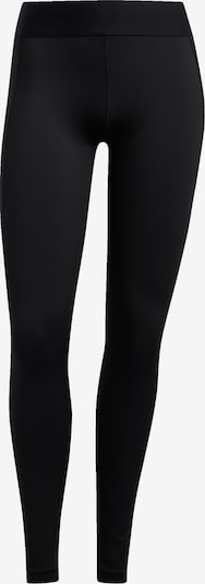 ADIDAS PERFORMANCE Leggings in schwarz, Produktansicht