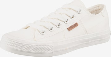 Dockers by Gerli Platform trainers in White