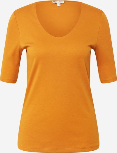 STREET ONE Shirt  'Palmira' in orange, Produktansicht